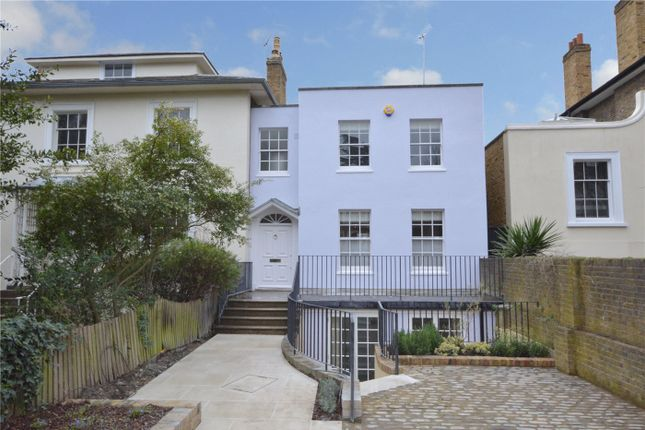 Thumbnail Semi-detached house to rent in Pond Road, London