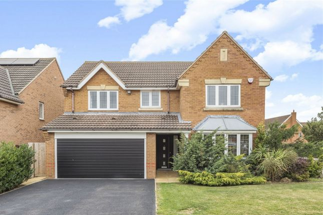 Thumbnail Detached house for sale in Halesowen Drive, Elstow, Bedford
