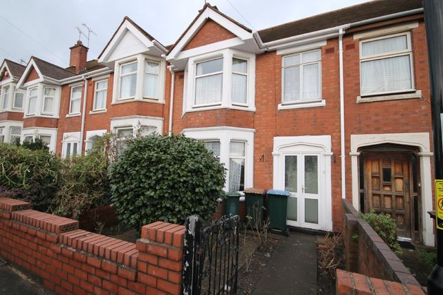 Thumbnail Terraced house to rent in Belgrave Road, Coventry