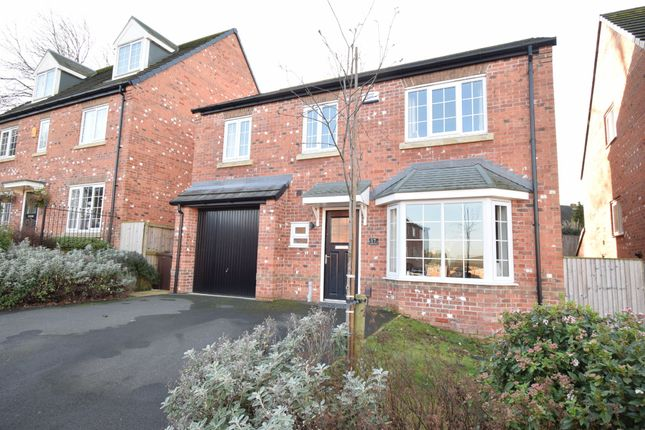 Thumbnail Detached house to rent in Mackie Road, Crigglestone