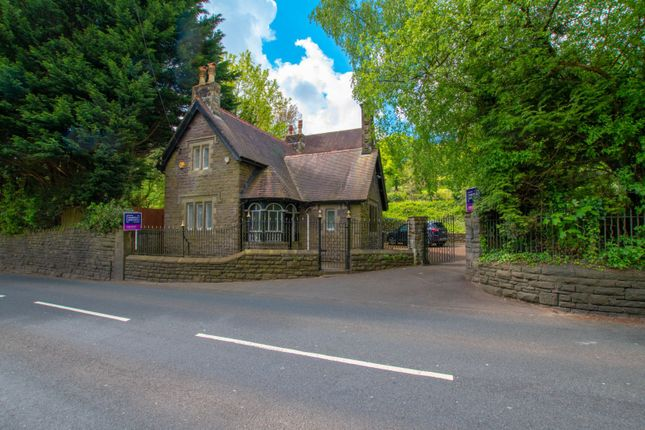 Thumbnail Detached house for sale in Snatchwood Road, Pontypool