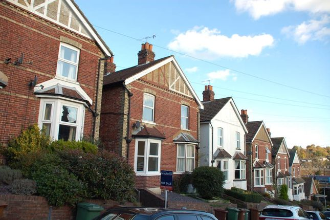 Thumbnail Semi-detached house to rent in Cambrian Road, Tunbridge Wells