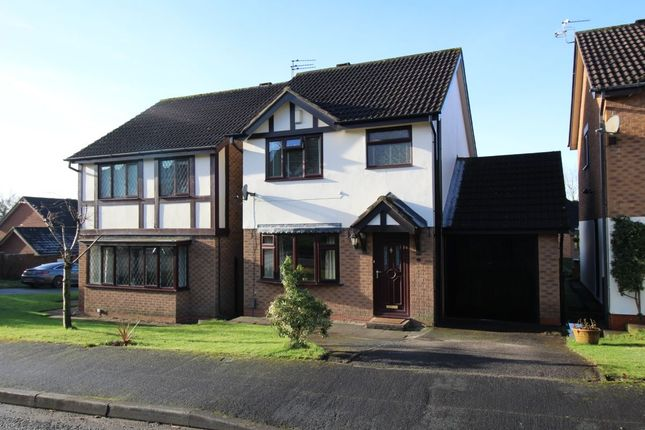 Thumbnail Detached house to rent in Melford Drive, Tytherington, Macclesfield