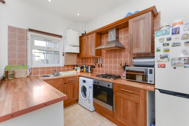 Thumbnail Terraced house to rent in Northcroft Road, London