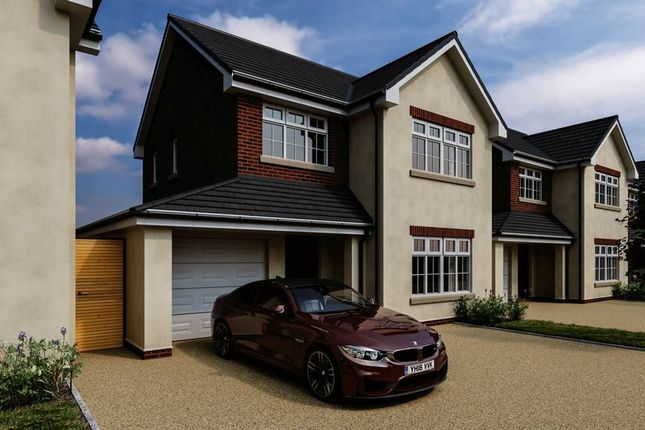 Thumbnail Detached house for sale in Aughton Park Drive, Aughton, Ormskirk