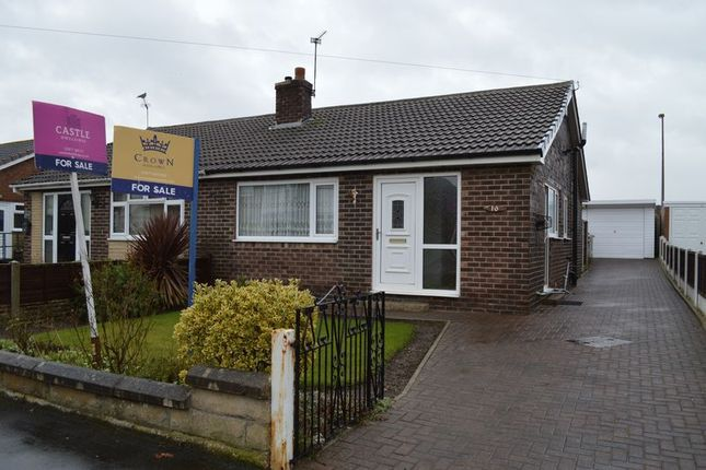 Thumbnail Semi-detached bungalow for sale in Ashbourne Drive, Pontefract