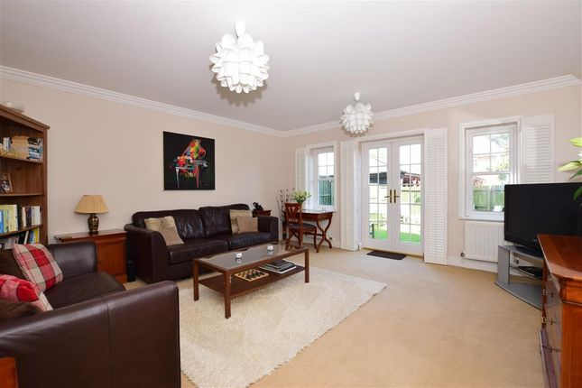 Thumbnail Terraced house for sale in Cardinal Walk, Kings Hill, West Malling, Kent