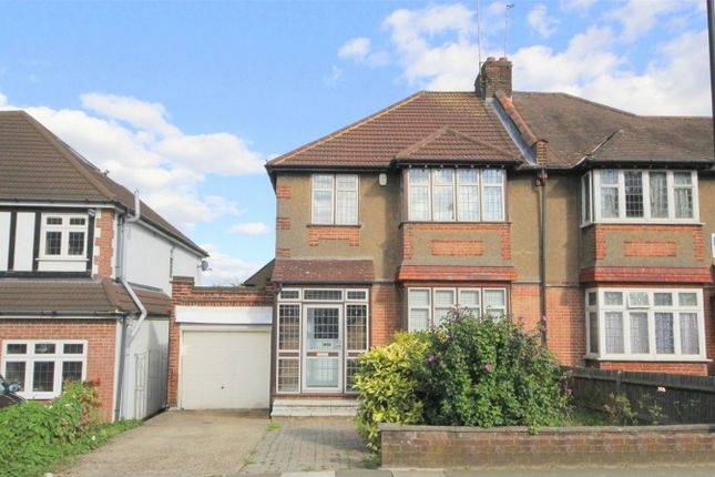Thumbnail Semi-detached house for sale in Ravenscraig Road, London