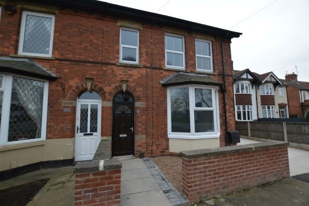 Thumbnail Semi-detached house to rent in Mansfield Road, Sutton-In-Ashfield
