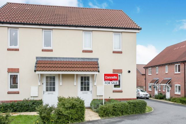 Thumbnail Semi-detached house for sale in Colling Lane, Tidworth