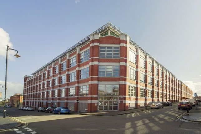 Thumbnail Studio for sale in Great Hampton Street, Hockley, Birmingham