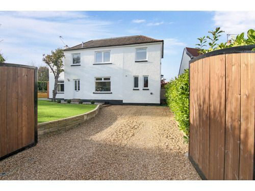 Thumbnail Detached house to rent in Woodhall Bank, Edinburgh