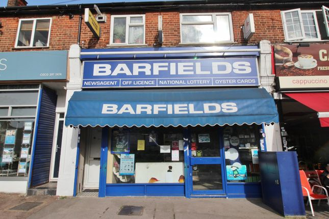 Thumbnail Retail premises for sale in Barfields, 259 Oakleigh Road North, Whetstone