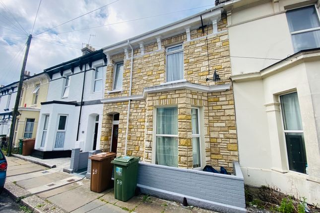 Terraced house for sale in Ilbert Street, Plymouth