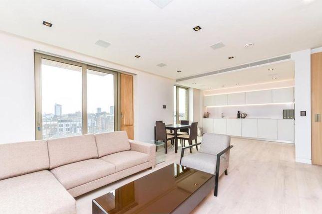 Thumbnail Flat to rent in Porlock Street, London