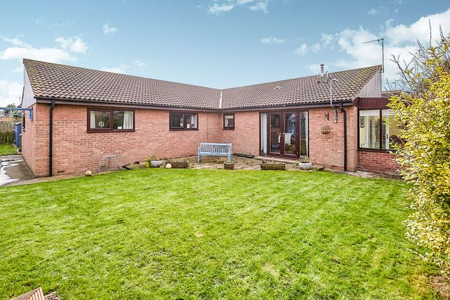 Thumbnail Detached bungalow for sale in Orchard Garth, Beverley