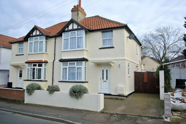 3 bed semi-detached house for sale in Kitchener Avenue, Gloucester