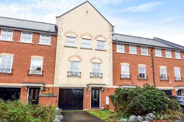 Thumbnail Terraced house for sale in Temple Cowley, Oxford