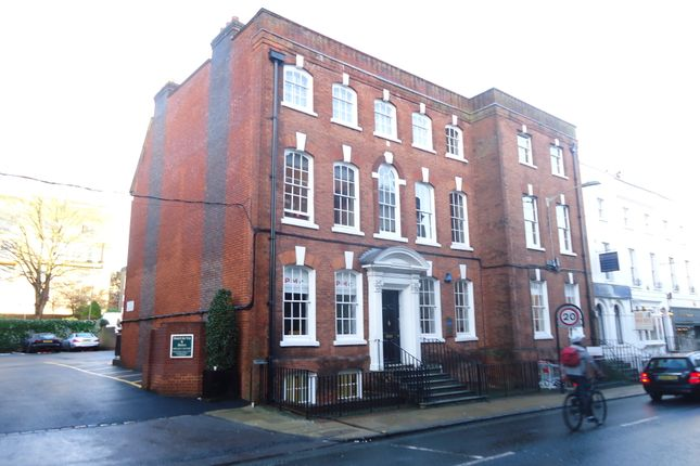 Thumbnail Office to let in Lower Ground Floor, 12 Southgate Street, Winchester