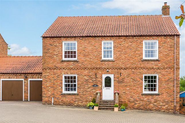Thumbnail Detached house for sale in Knavesmire Court, Franks Lane, Whixley, York