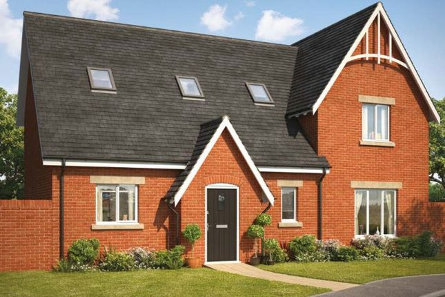 Thumbnail Detached house for sale in Fowberry, Meadow View, Banbury Homes, Adderbury