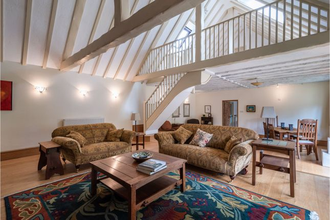 Thumbnail Barn conversion for sale in The Street, Lewes