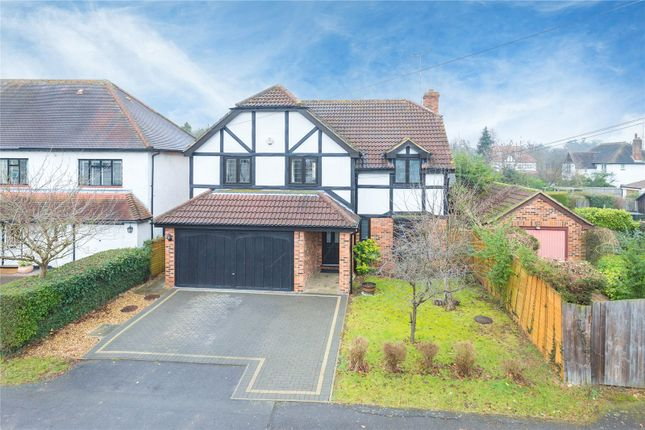Thumbnail Detached house for sale in West Way, Pinner