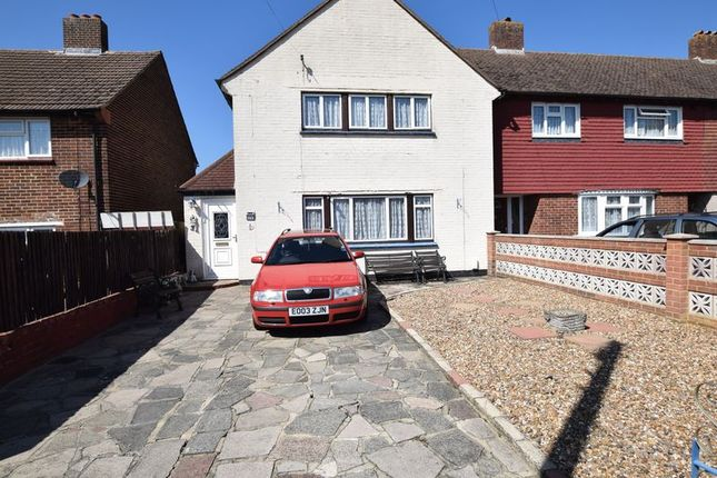 Thumbnail Terraced house for sale in Stirling Drive, Chelsfield, Orpington
