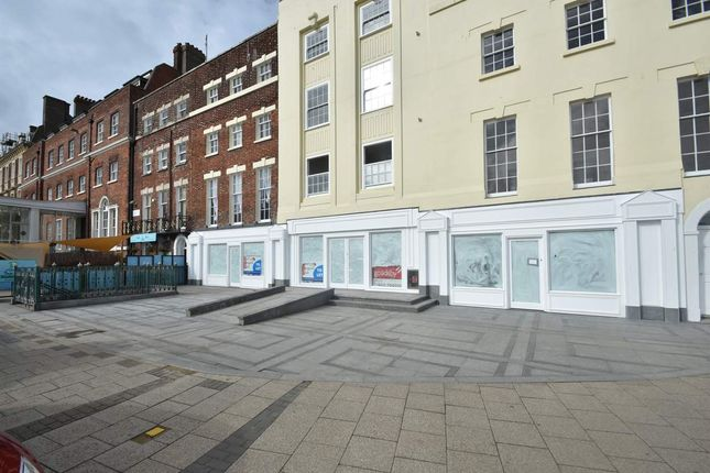 Thumbnail Retail premises for sale in 87 The Esplanade, Weymouth