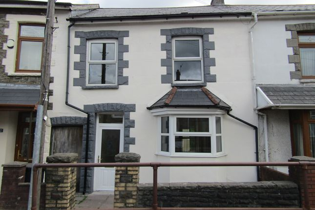 Thumbnail Terraced house for sale in Wyndham Cresent, Aberdare