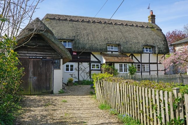 Thumbnail Cottage for sale in Ibthorpe, Hurstbourne Tarrant, Hampshire