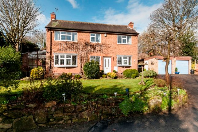 Thumbnail Detached house for sale in Bondgate, Castle Donington, Derby