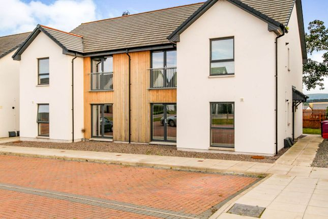 Thumbnail Flat for sale in Glamis Place, Elgin