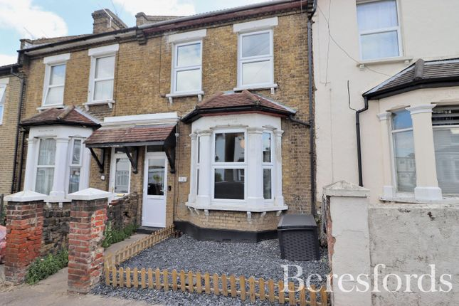 3 bed terraced house for sale in Shakespeare Drive, Westcliff-On-Sea, Essex SS0