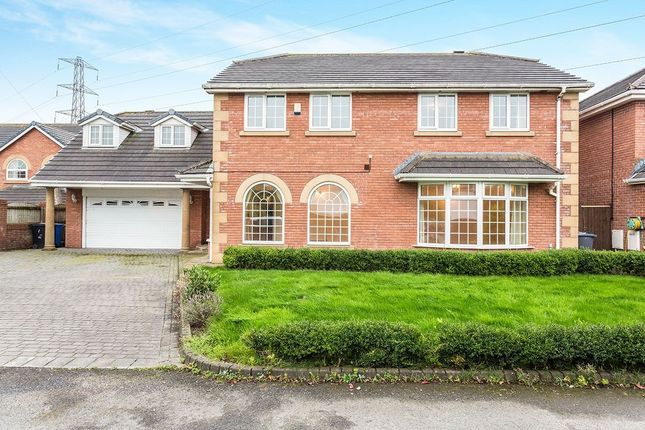 Thumbnail Detached house for sale in Fairway, Poulton-Le-Fylde