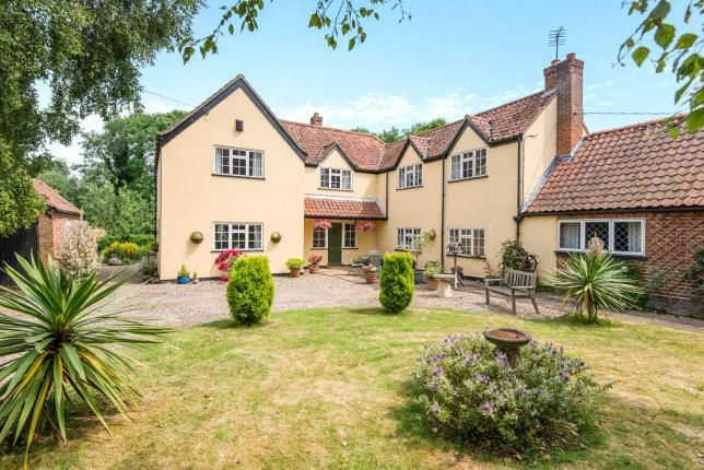 Thumbnail Detached house for sale in Acle, Norwich, Norfolk