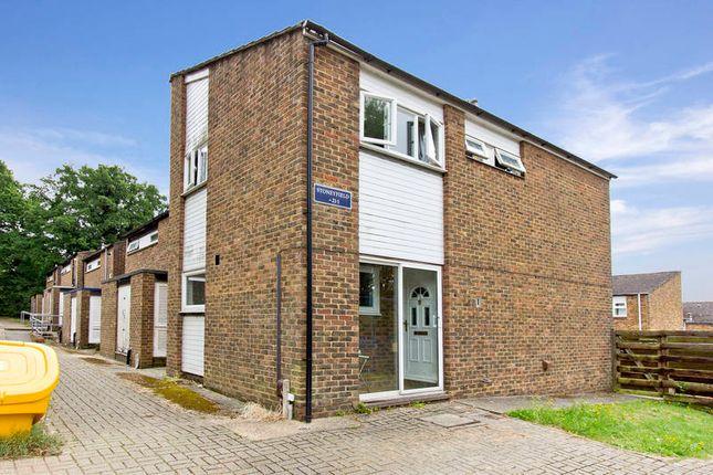 Thumbnail End terrace house for sale in Stoneyfield, Edenbridge
