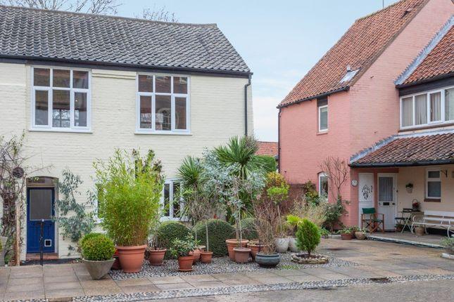 Thumbnail Semi-detached house for sale in Strangers Court, Pottergate, Norwich