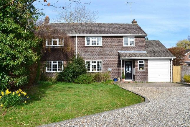4 bedroom detached house for sale in Harwood Rise, Woolton Hill, Hampshire