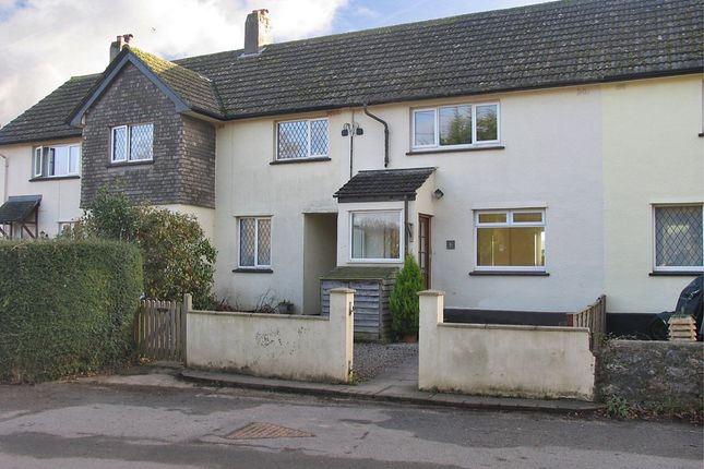 Thumbnail Terraced house for sale in Barnfield Terrace, Abbotskerswell, Newton Abbot