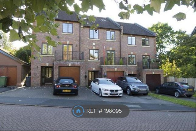 Thumbnail Terraced house to rent in Stonyhurst Crescent, Culcheth