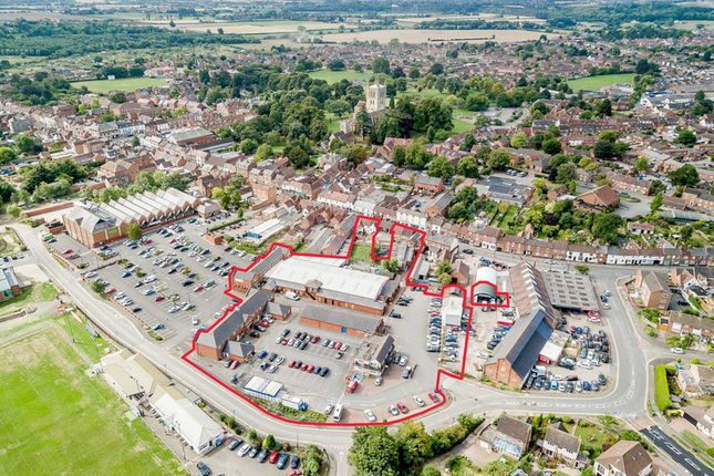Thumbnail Industrial for sale in Pershore Market, Pershore