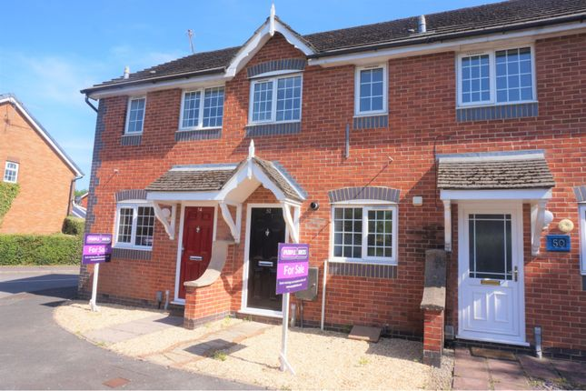 Thumbnail Terraced house for sale in Lascelles Drive, Cardiff