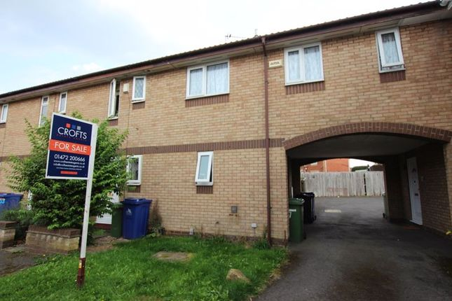 1 bed maisonette for sale in Belleisle Road, Grimsby DN34