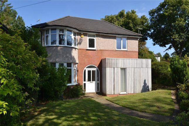 Thumbnail Detached house for sale in Weoley Avenue, Selly Oak, Birmingham