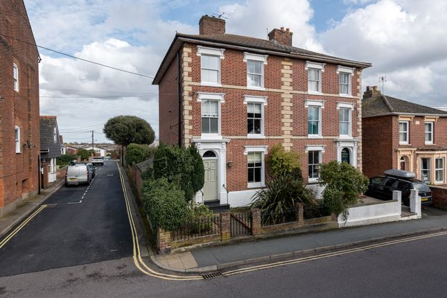 Thumbnail Town house for sale in High Street, Wivenhoe, Colchester