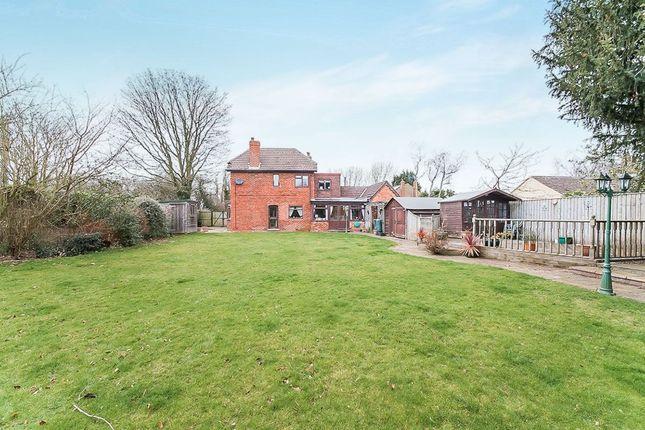 Thumbnail Detached house for sale in Brick Lane, East Halton, Immingham