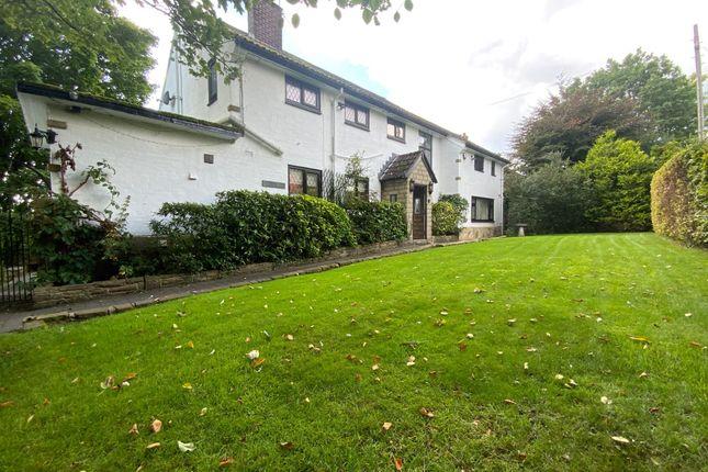 Thumbnail Detached house for sale in Mottram Old Road, Stalybridge, Greater Manchester
