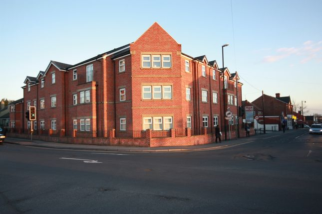 Thumbnail Flat to rent in Aberford Road, Garforth, Leeds