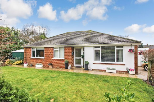 Thumbnail Detached bungalow for sale in Oak Tree Gardens, Hedge End, Southampton, Hampshire